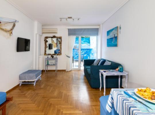 รูปภาพจากโรงแรม: Coastal Apartment Palaio Faliro