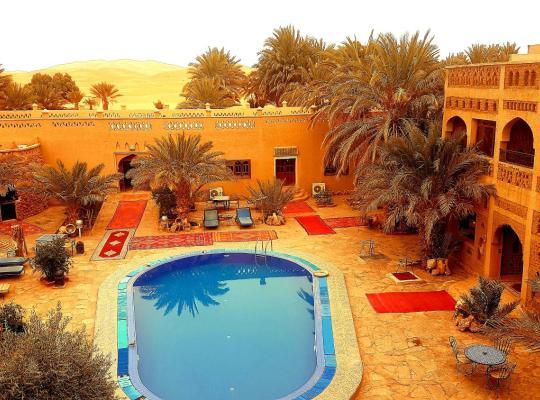 Φωτογραφίες του ξενοδοχείου: Ksar Merzouga Hotel & Camps