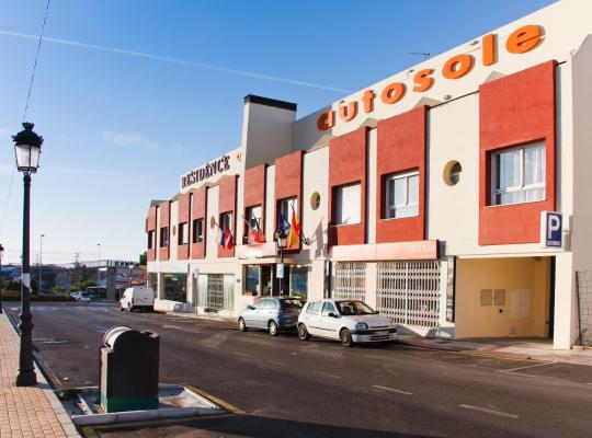 صور الفندق: Aparthotel Autosole