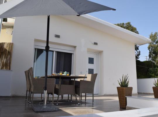 תמונות מלון: Private Olive Bungalow
