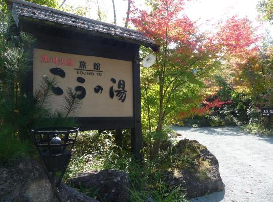 Hotel bilder: Ryokan Kono-Yu