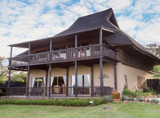 Fotografii: African Spirit Game Lodge