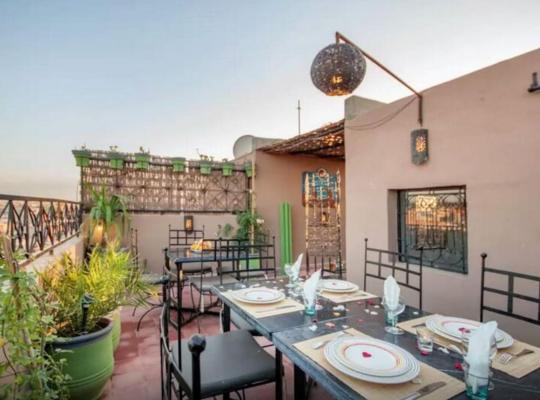 Fotos do Hotel: Riad Hadda Chambre Malika