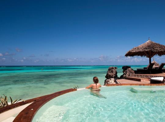 ホテルの写真: Karafuu Beach Resort & Spa