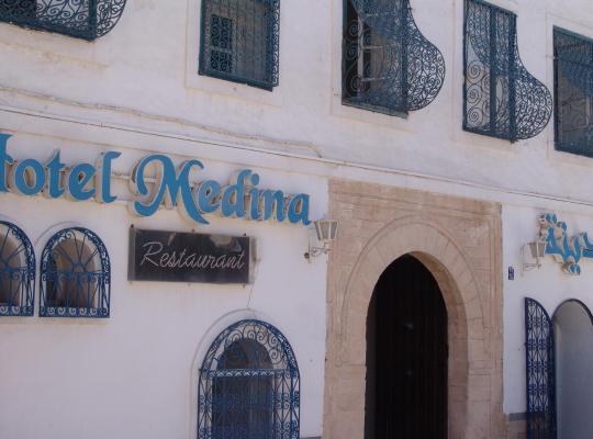 Hotel fotografií: Hôtel Medina