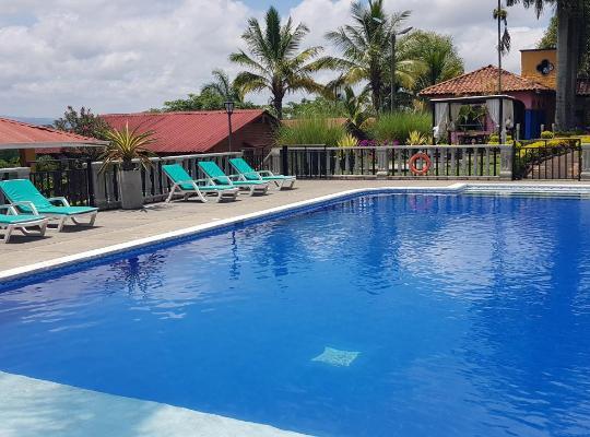 Hotel bilder: Hotel San Antonio del Cerro