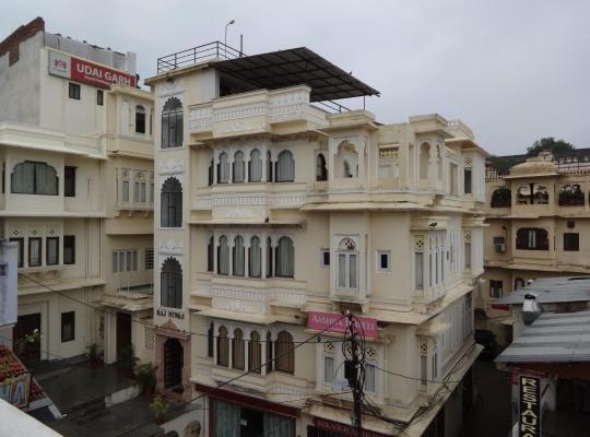 Viesnīcas bildes: Aashiya Haveli