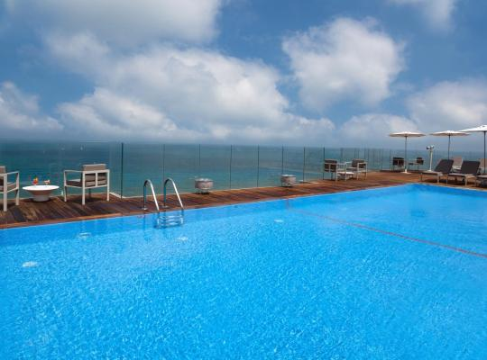 Foto dell'hotel: Carlton Tel Aviv Hotel – Luxury on the Beach