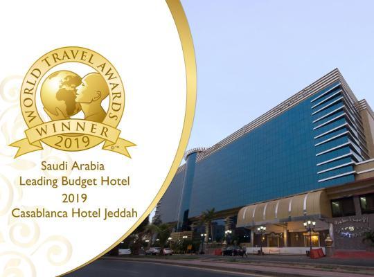 Otel fotoğrafları: Casablanca Hotel Jeddah