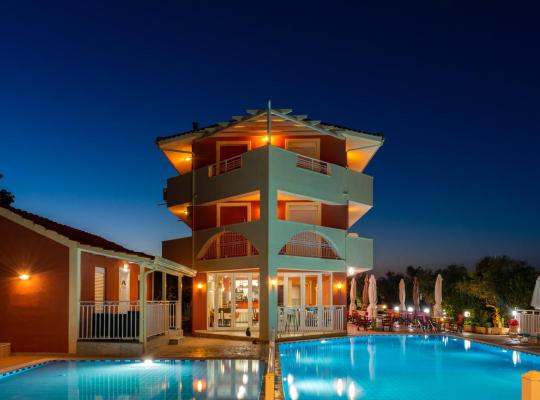 Хотел снимки: Zante Pantheon Hotel