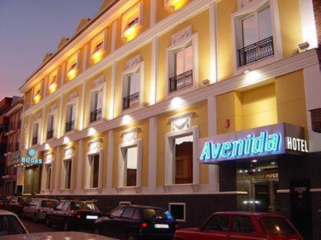 Фотографии гостиницы: Hotel Avenida Leganés