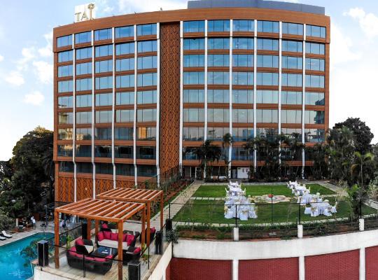 Viesnīcas bildes: Taj MG Road Bengaluru