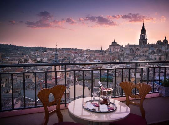 Hotel bilder: Almunia de San Miguel