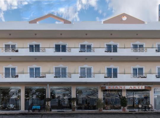 Képek: Hotel Kiani Akti