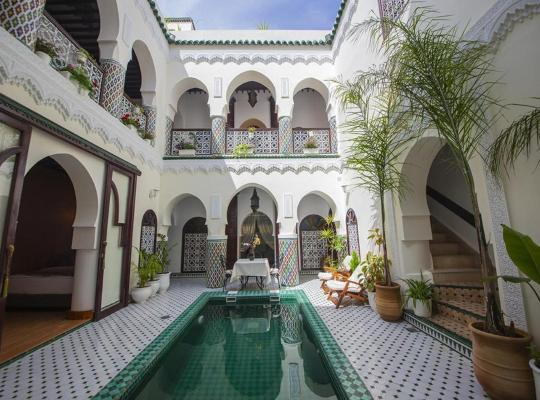 होटल तस्वीरें: Riad Maison Belbaraka