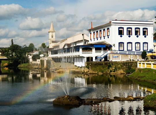 Képek: Nhundiaquara Hotel e Restaurante