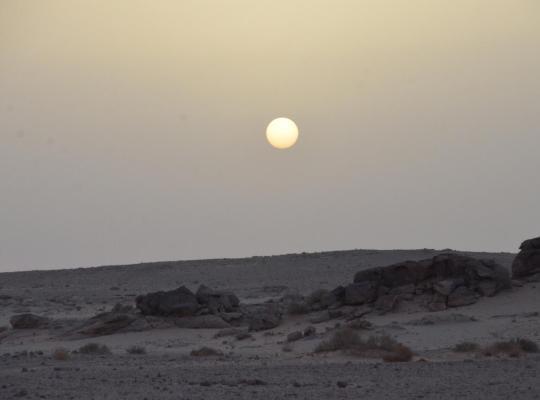 Hotelfotos: Mobile camp in the desert