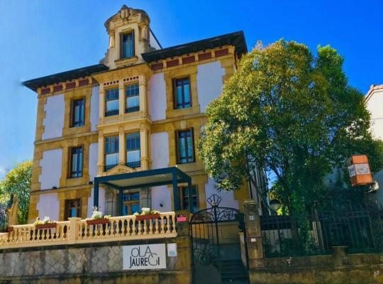 Hotel bilder: Hotel Olajauregi
