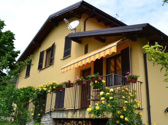 Otel fotoğrafları: Agriturismo Mandrola