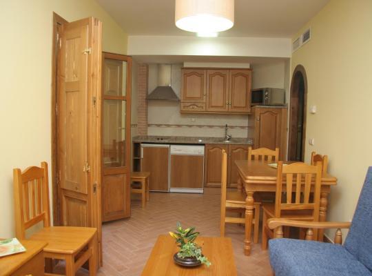 ホテルの写真: Apartamentos Cañones de Guara y Formiga