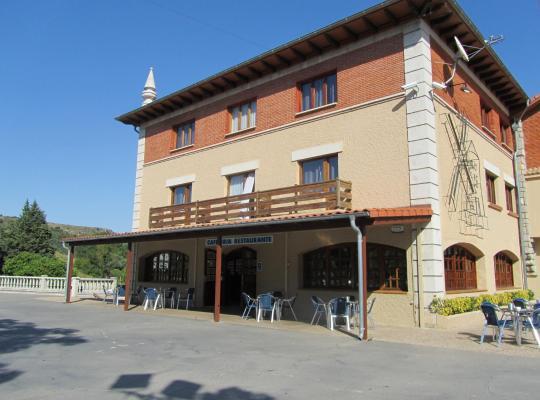 酒店照片: Hotel el Molino
