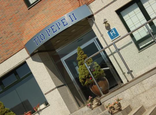 ホテルの写真: Hostal Tio Pepe II