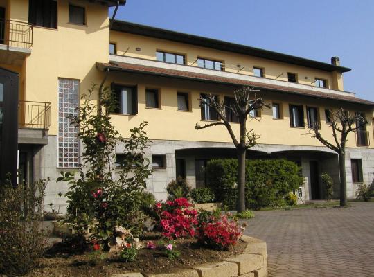 Otel fotoğrafları: Albergo Sant'Anna