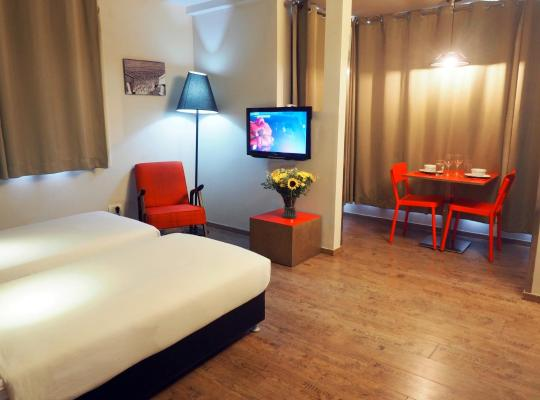 Foto dell'hotel: Ben Yehuda Apartments