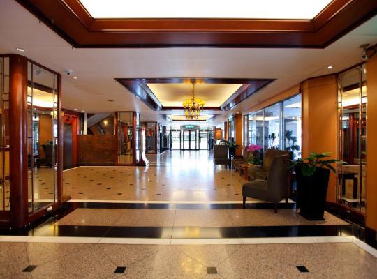 Képek: Taipei Fullerton Hotel - East