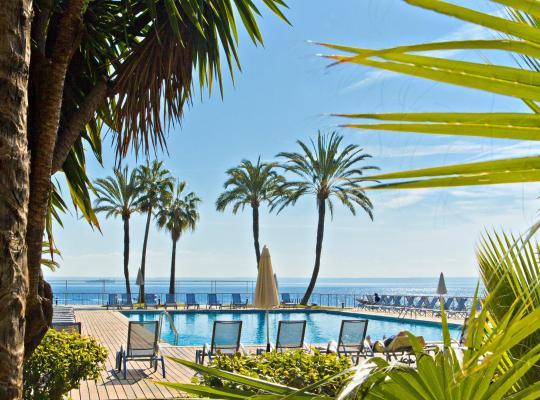Хотел снимки: Riu Palace Bonanza Playa