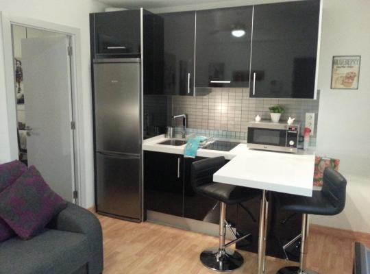 Fotografii: Vegueta Apartments
