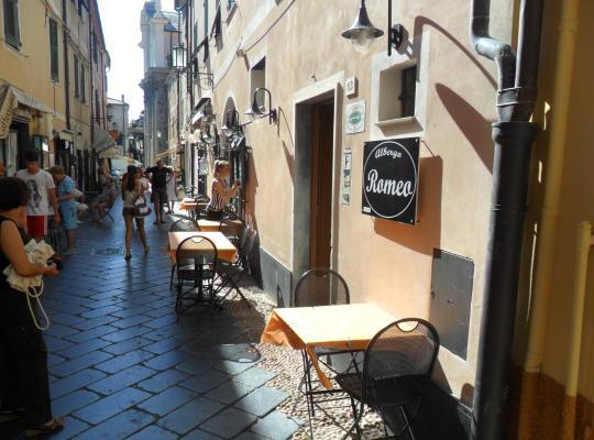 ホテルの写真: Albergo Romeo