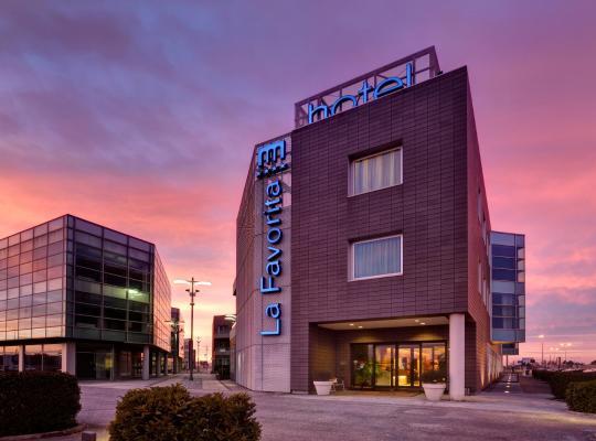 Otel fotoğrafları: Hotel La Favorita