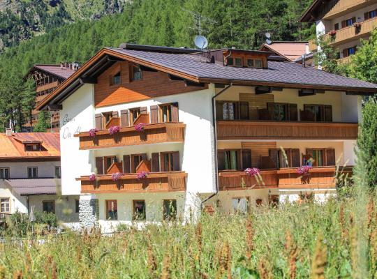 Viesnīcas bildes: Garni des Alpes