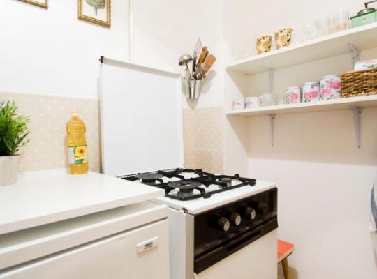 Fotos do Hotel: Retro apartment, fully furnished