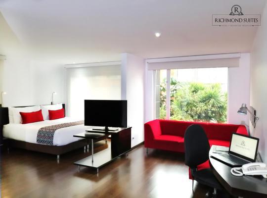 Otel fotoğrafları: Richmond Suites Hotel