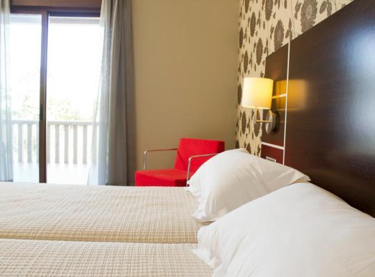 Otel fotoğrafları: Hotel Piramide 2
