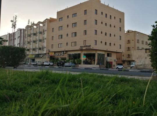 Fotos de Hotel: Al Ramla Al Hamra Furnished Units