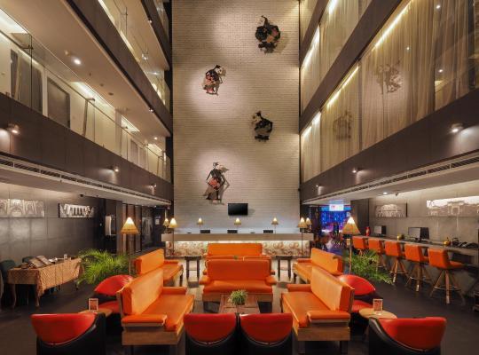 Хотел снимки: Swiss-Belinn Medan