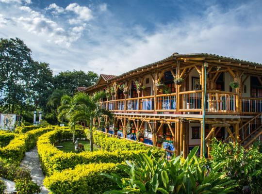 Hotel bilder: Finca Hotel La Dulcera