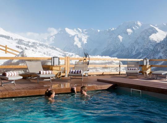 Фотографии гостиницы: Hôtel & Spa L'Alta Peyra