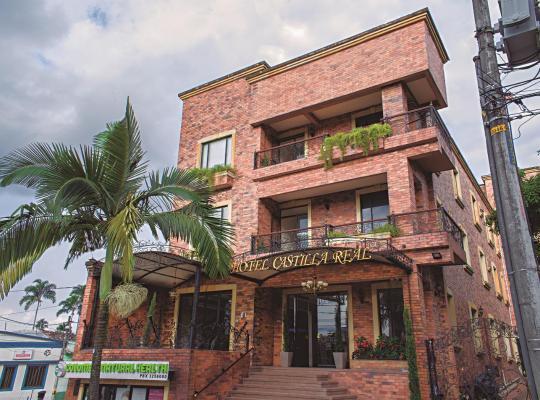 Zdjęcia obiektu: Hotel Castilla Real