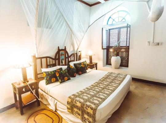 Hotel bilder: The Swahili House