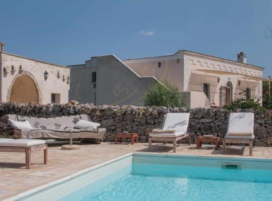 Ảnh khách sạn: Trulli&Dimore - Casale Boara
