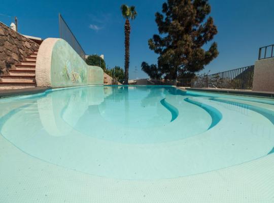 Φωτογραφίες του ξενοδοχείου: Hotel Residence La Villetta
