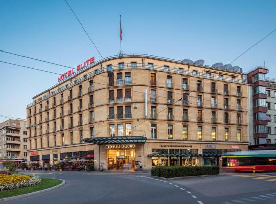 Photos de l'hôtel: Art Déco Hotel Elite