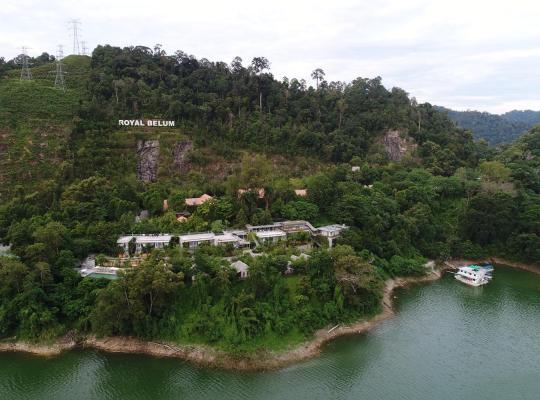 Хотел снимки: Belum Rainforest Resort