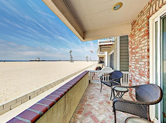 Фотографии гостиницы: Prime Oceanfront Duplex