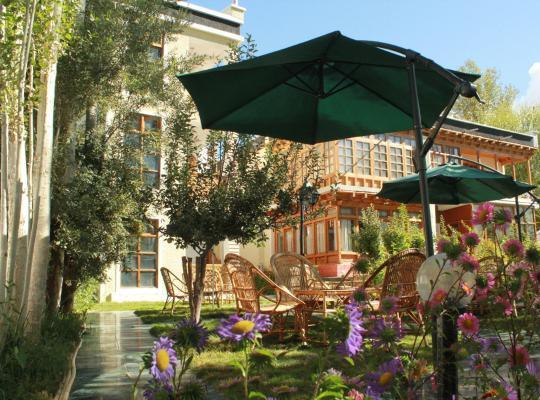 Hotel Valokuvat: Hotel Ladakh Greens