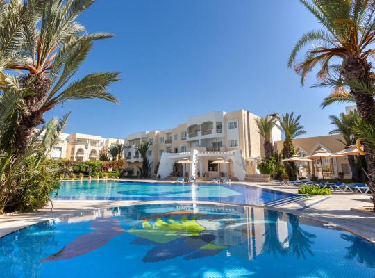 Φωτογραφίες του ξενοδοχείου: Le Corail Appart'Hotel Yasmine Hammamet